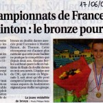 Article Pernelle OLIVA 17 juin 2009
