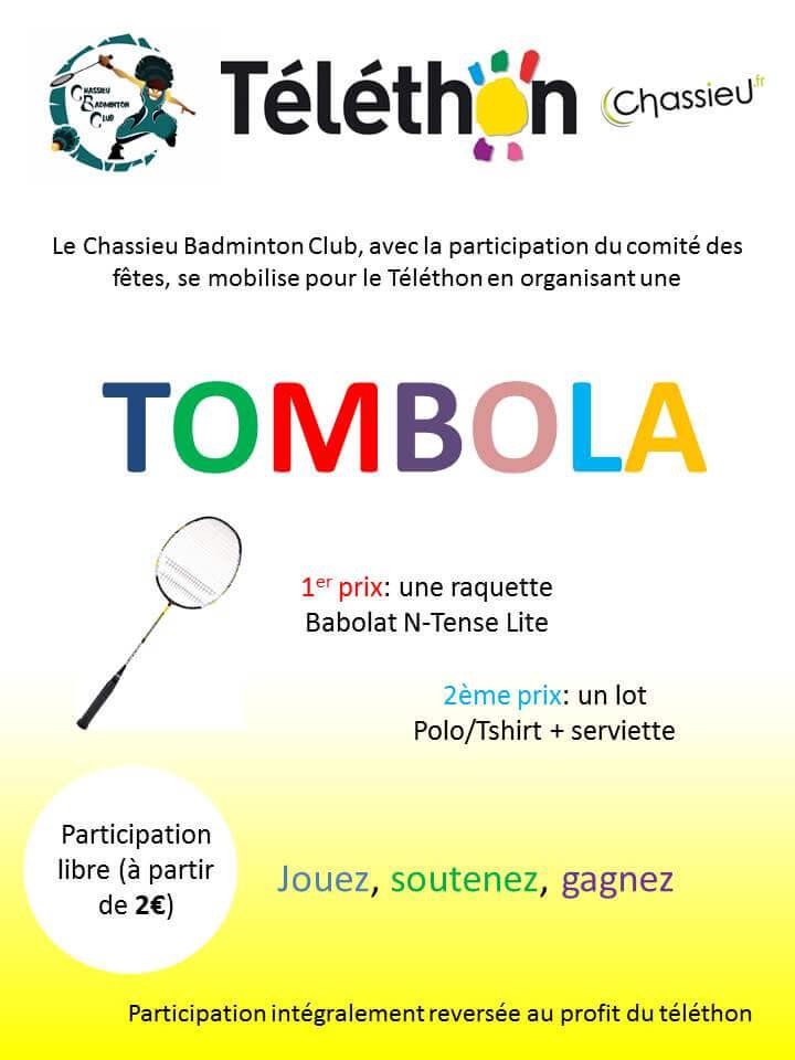 Tombola Telethon