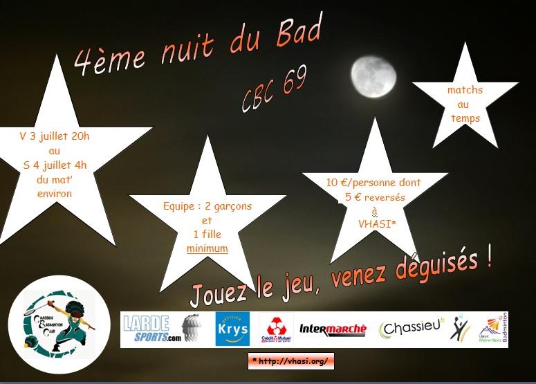 Nuit du bad